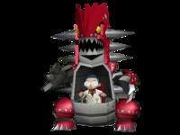 Robot Groudon
