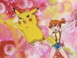 EP052 Pikachu y Misty