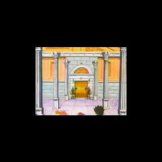 El gimnasio de Ciudad Verde entrena Pokémon de <a href=