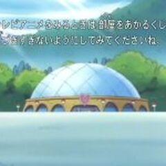Gimnasio Pokémon de Ciudad Algaria. Pokémon <a href=