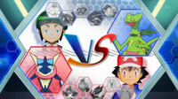 EP931 Pantalla del combate de Ash y Sabino (6)