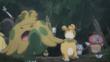 GEN08 Pokémon del bosque (4)