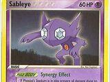 Sableye (Power Keepers TCG)