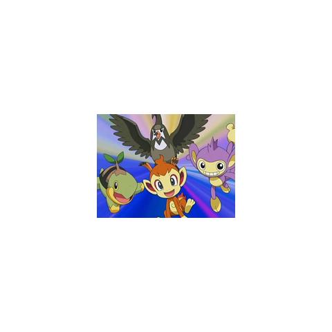Secuencia de los Pokémon de Ash en <a href=
