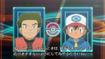 EP767 Ash VS Entrenador