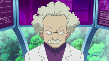 """Doctor Zager en el <a href=""""/wiki/EP737"""" title=""""EP737"""">EP737</a>"""