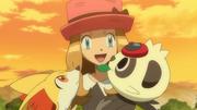 EP851 Serena y sus Pokémon