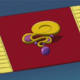 Medalla Psique en el anime.
