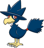 Murkrow (dream world)