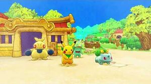 Pokémon Mundo misterioso equipo de rescate DX - El secreto del Dojo Makuhita