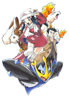 Pokémon Special Platinum