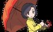 VS Dama parasol ROZA