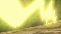 EP952 Pikachu usando rayo