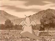 EP255 Dragonite con su antiguo dueño