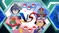 EP933 Pantalla del combate de Ash y Alain (3)