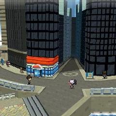 La protagonista en una ciudad nueva, llamada <a href=