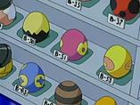 EP427 Huevos Pokémon