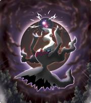 Ilustración de Darkrai