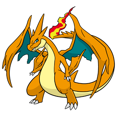 Mega-Charizard Y (dream world)