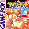 Carátula de Pokémon Rojo