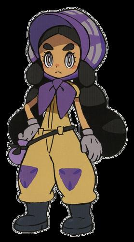"Hela en <a href=""/wiki/Pok%C3%A9mon_Sol_y_Pok%C3%A9mon_Luna"" title=""Pokémon Sol y Pokémon Luna"">Pokémon Sol y Pokémon Luna</a>"