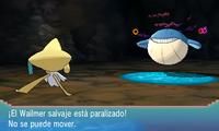 Pokémon paralizado ROZA