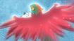 EP923 Hawlucha usando plancha voladora