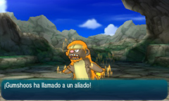 Pokémon dominante SL