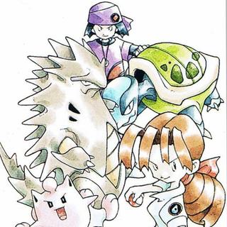 2 Pokémon sin nombre.