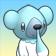 Cara de Cubchoo 3DS