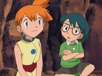 EP411 Misty y Max hablando