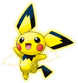 Imagen Pichu Color Pikachupng Wikidex Fandom Powered By Wikia