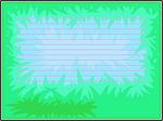 Carta hierba grande