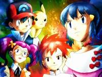 EP481 Ash, Maya, Zoe y Jesselina