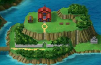 Mapa de Escuela Ranger