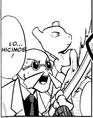 Blaine mewtwo manga