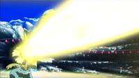 EP902 Venusaur usando rayo solar