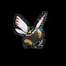 Ninjask espalda G6