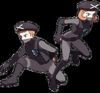 Soldados del Equipo Plasma N2B2