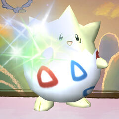 Togepi en Super Smash Bros. Brawl.
