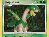 Tropius (Tesoros Misteriosos TCG)