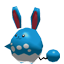 Azumarill Rumble