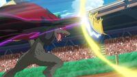 EP1082 Zoroark contra Pikachu