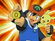 EP435 ¡Ash ha ganado el símbolo de la Fortuna!