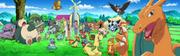 OPJ15 Pokemon de ash