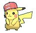 Pikachu Alola SL