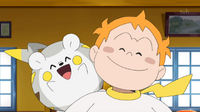 EP961 Chris y Togedemaru