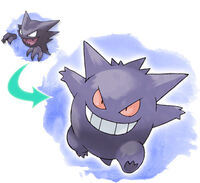 Evento Haunter Gengar XY