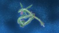 EP1022 Constelación de Rayquaza