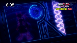 P16 ADN de Mew en los cromosomas de Mewtwo